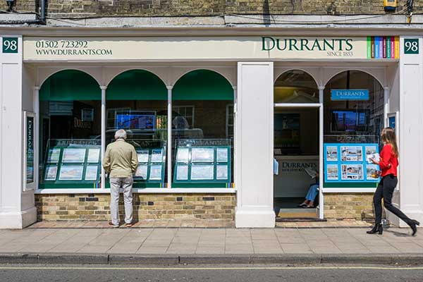 Durrants estate agents