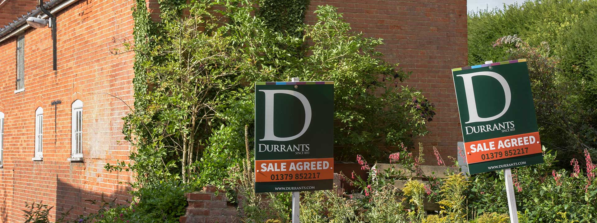 why sell with Durrants