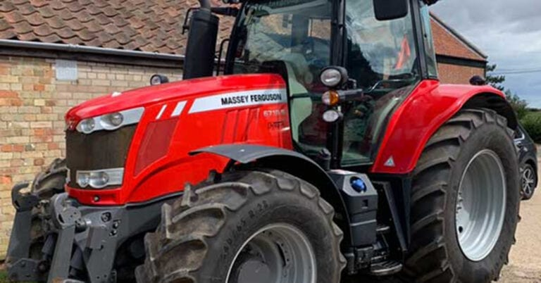 Tractor Machinery Sale