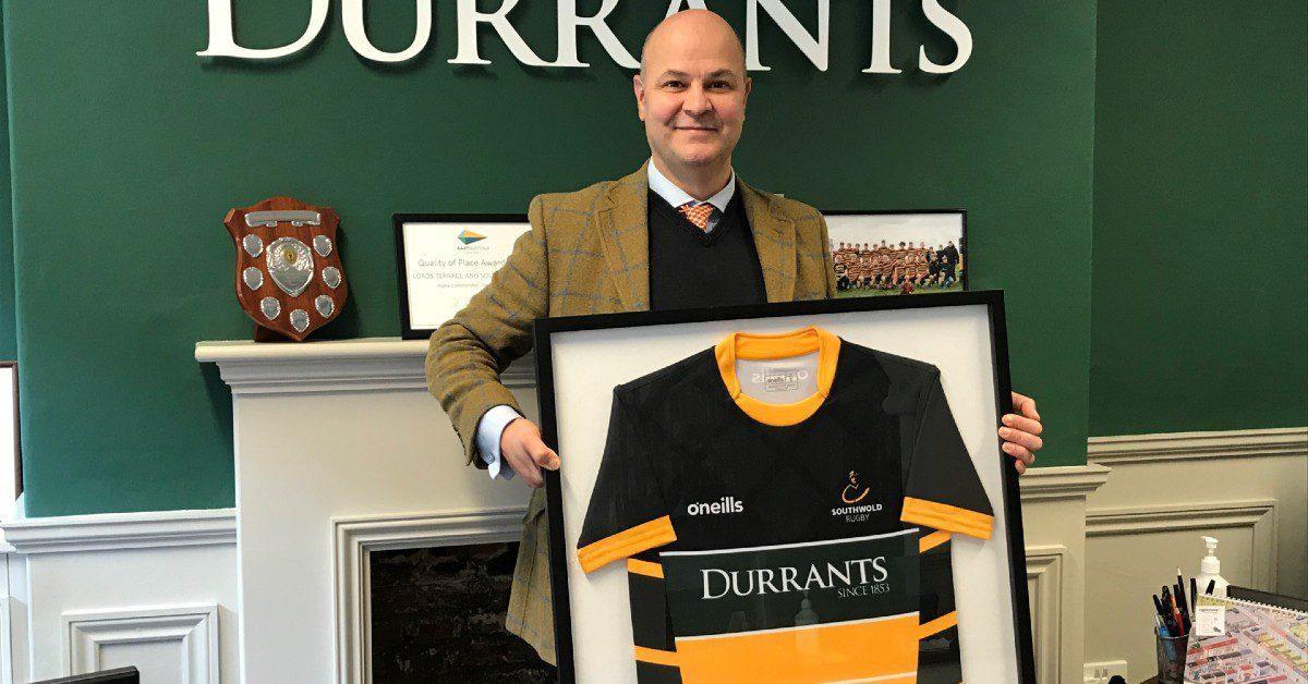 durrants sponsors southwold womens XV