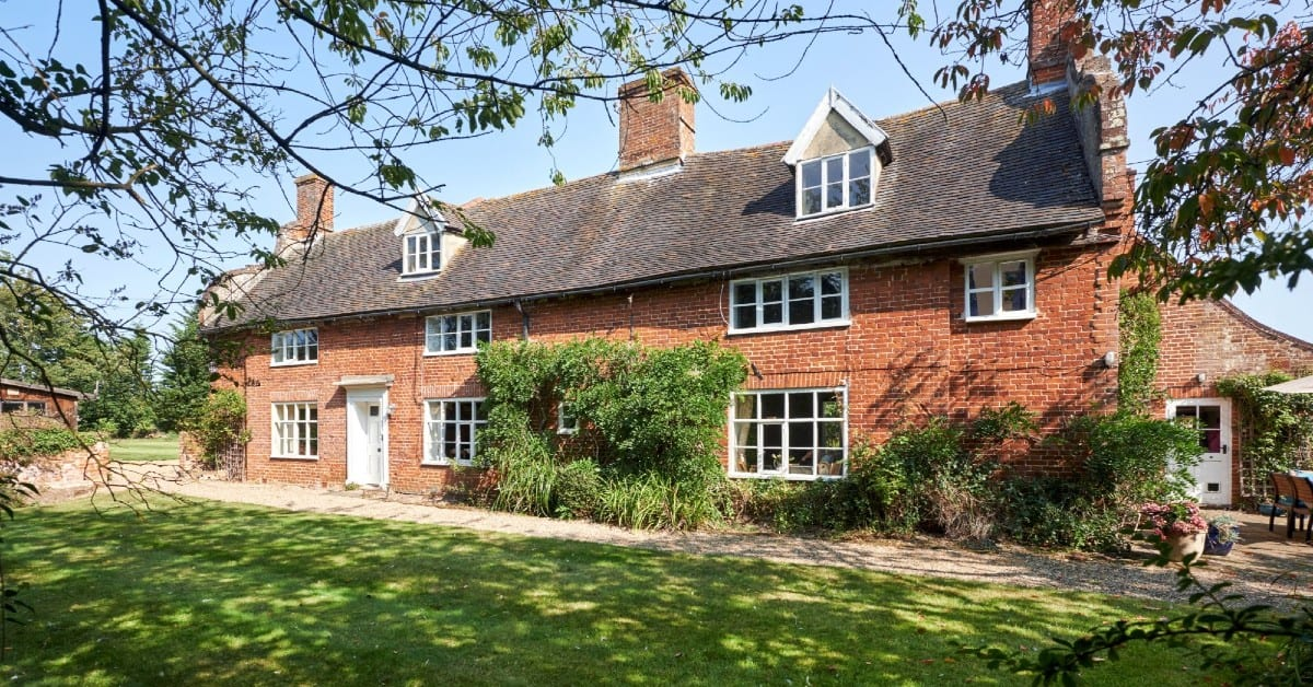 rural property sales in norfolk and suffolk