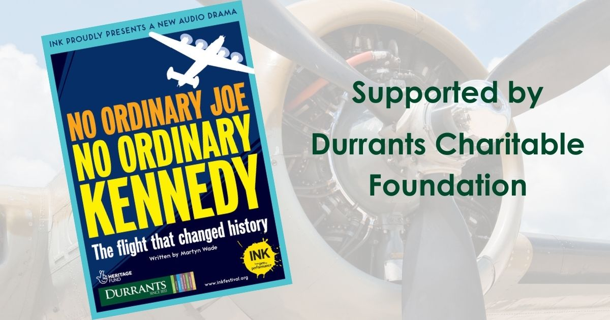 No ordinary Joe, No ordinary Kennedy