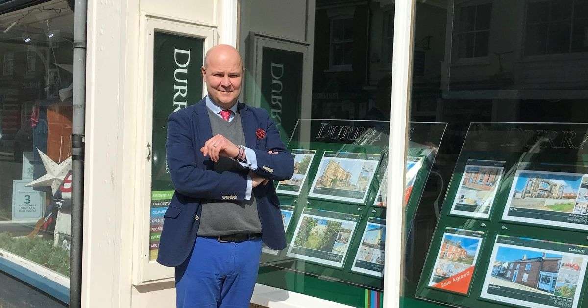 Southwold estate agency success