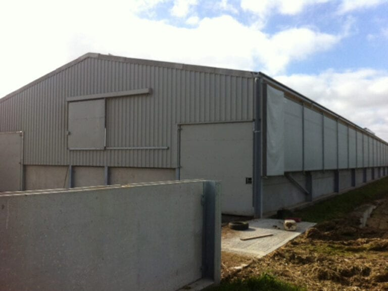 PLanning permission for pig finishing unit, Stoven