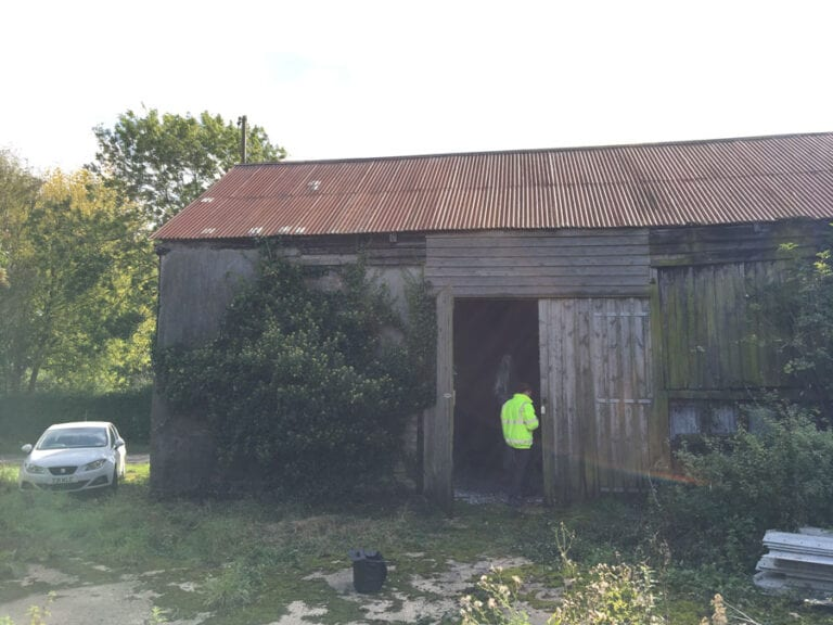 Approval for barn conversion in Suffolk