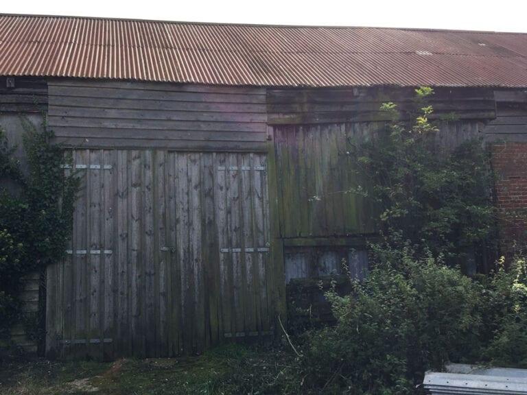 Farm building conversion in Mendham, Suffolk