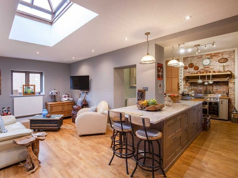 Conservation area cottage extension in Diss, Norfolk