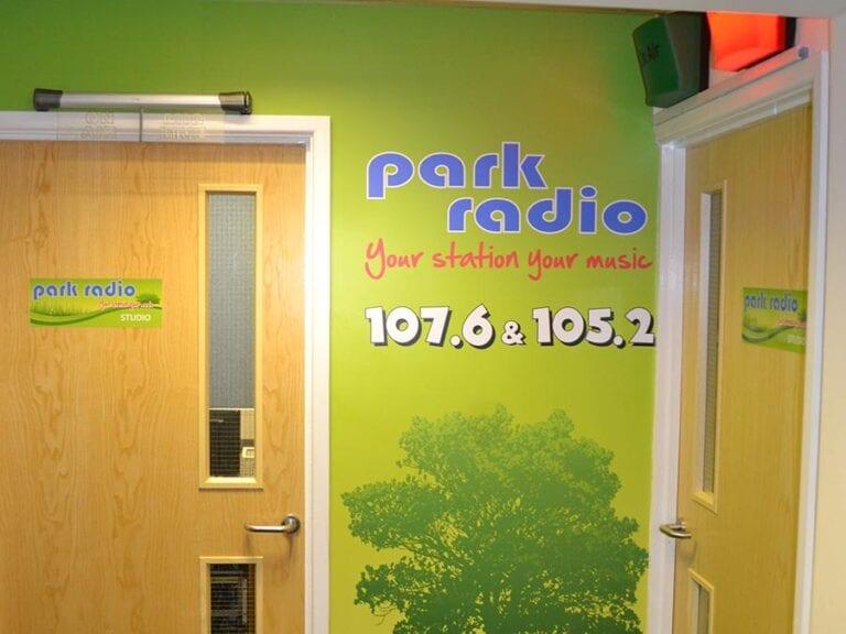 Park Radio commercial premisis, Norfolk
