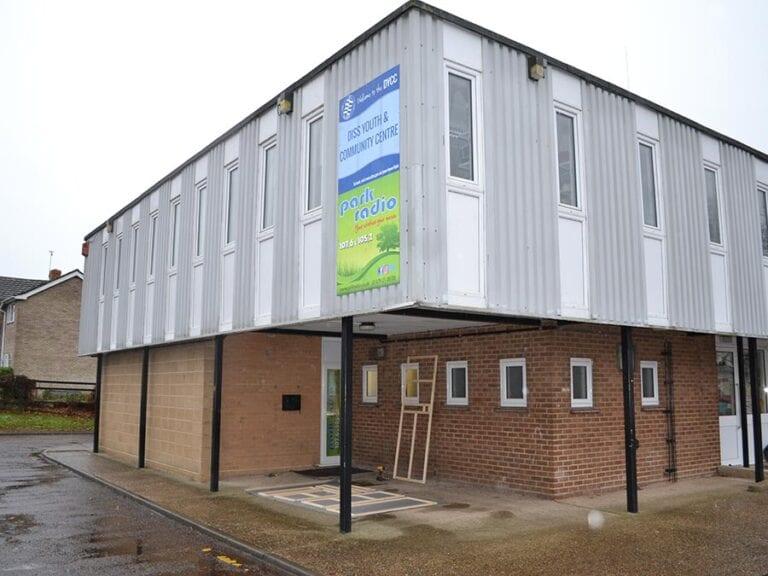 Park Radio refurbishment in DIss, Norfolk