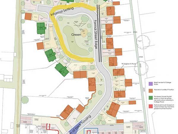 Durrants Master Planning, Thurlton, Norfolk