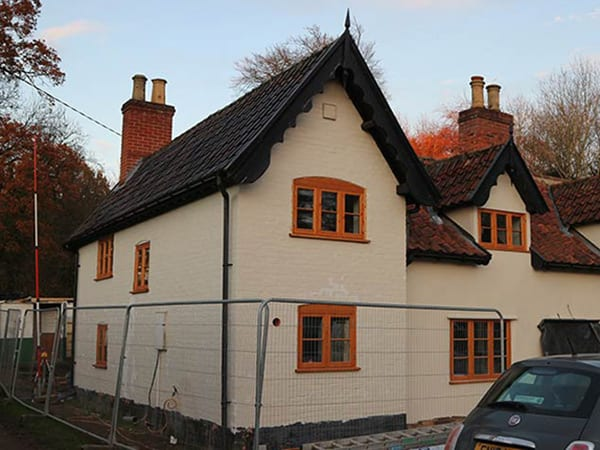 Listed building consent, Starston, Norfolk