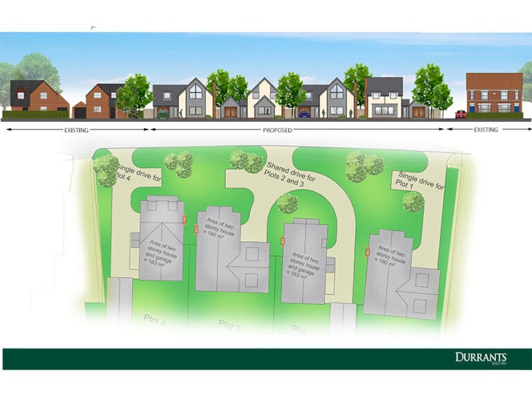 Planning permission for old shop in Norfolk countryside