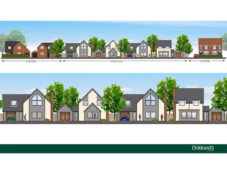 Residential conversion near Diss, Norfolk