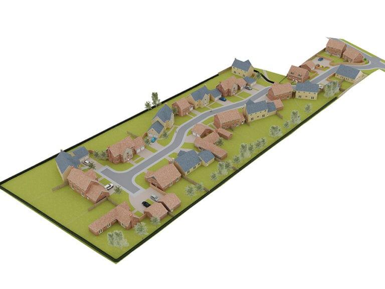 east harling housing development