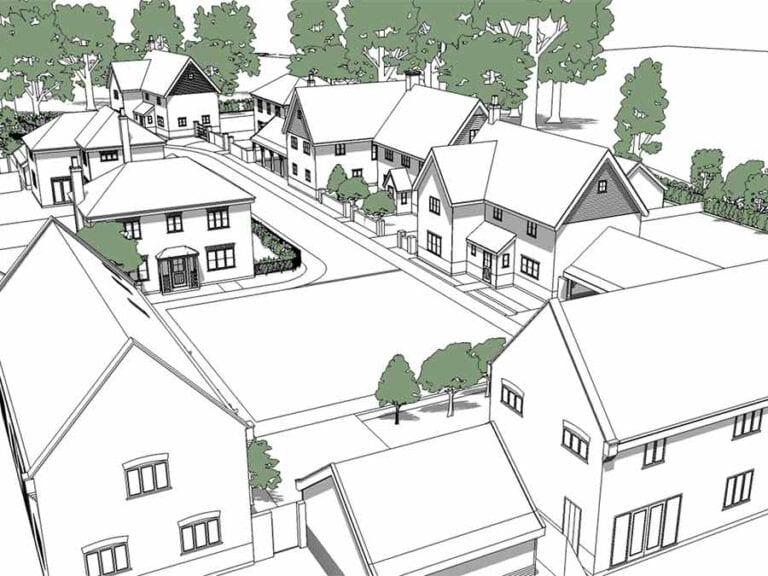 Master planning in Norfolk