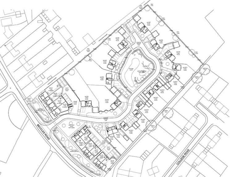 Affordable home design in Norfolk