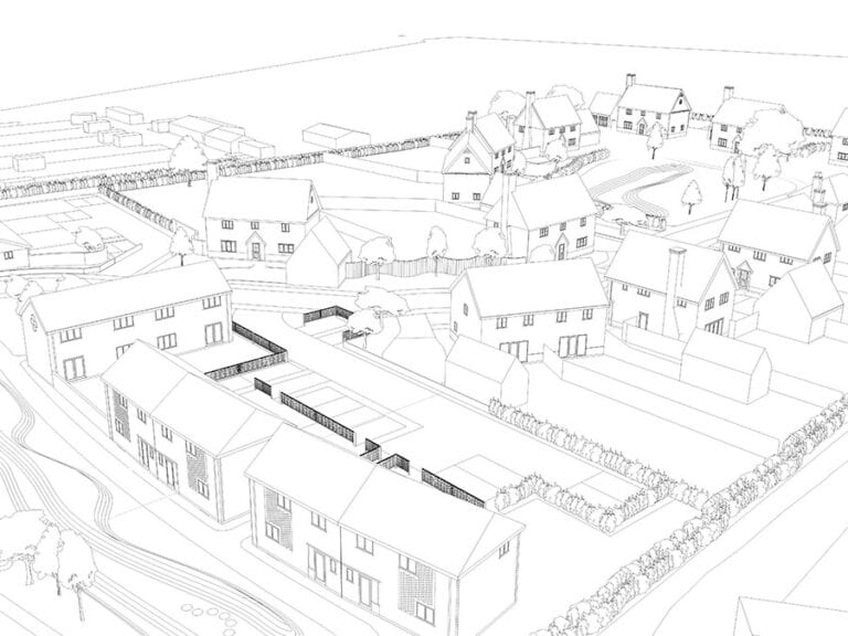 Planning permission for Beccles Road, Thurlton