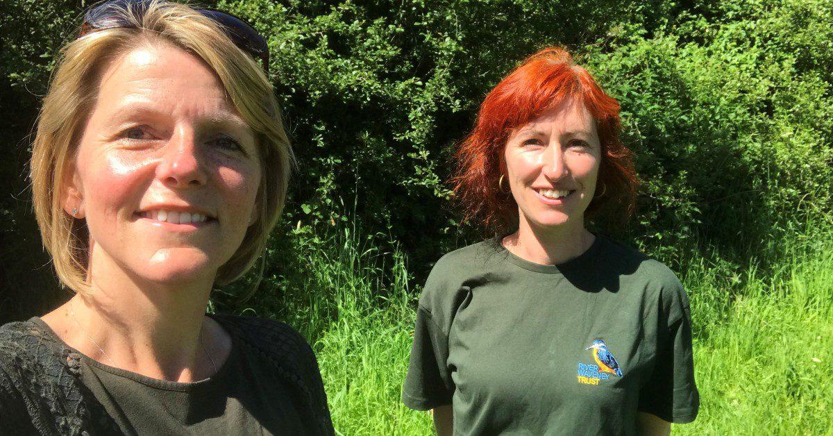 Durrants supports River Waveney Trust